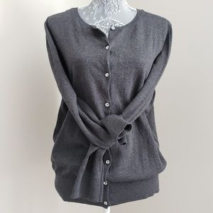 Loft Gem Button Cardigan